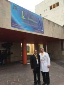 Dr. Gupta in Mexico City