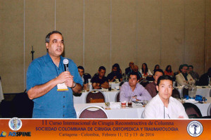 """Dr. Gupta presents """"Congenital scoliosis-current thoughts"""""""